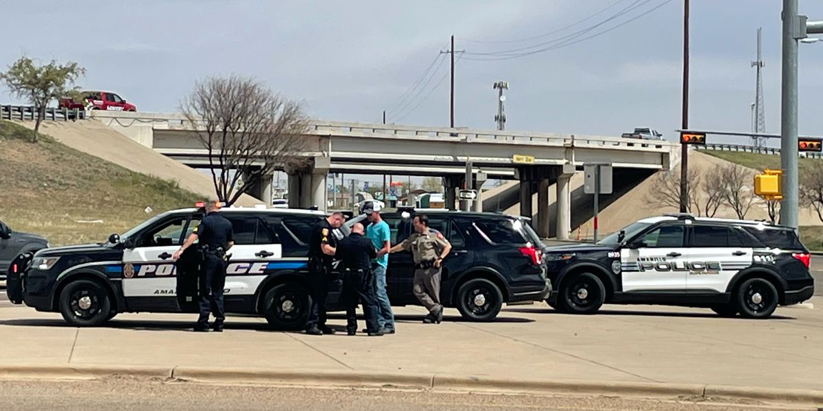 Amarillo police arrest man charged with shooting near Bell and Ventura