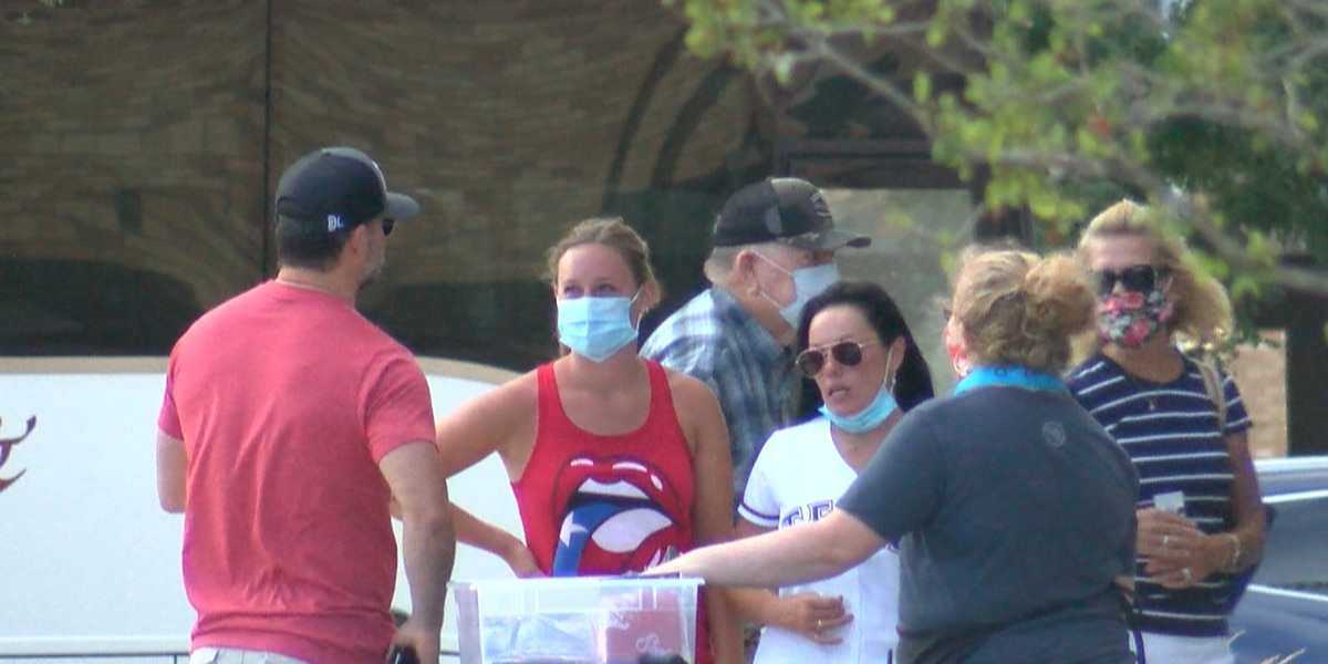 Face covering mandate now in effect, why one Amarillo doctor says they are effective