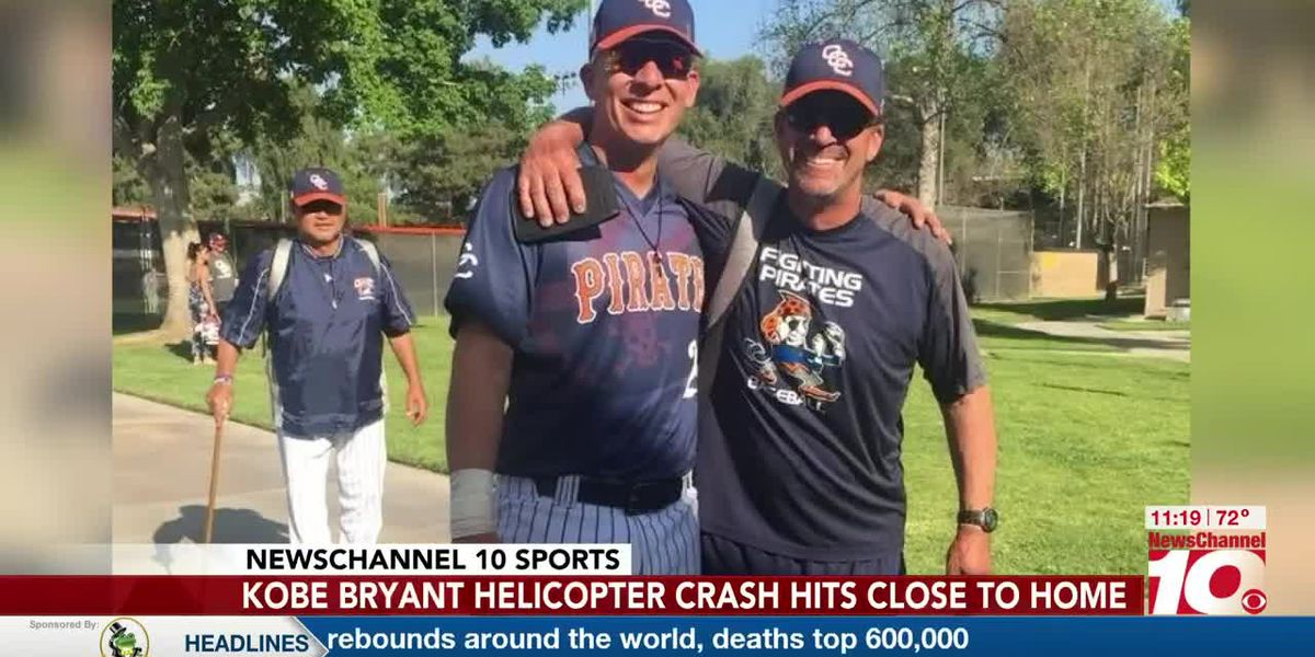 Kobe Bryant helicopter crash hits close to home for Sod Squad player