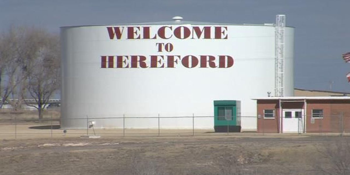 City of Hereford issues notification after water tests exceed contamination level