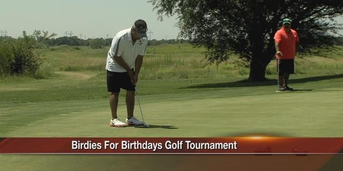 Golf tournament benefits cancer research