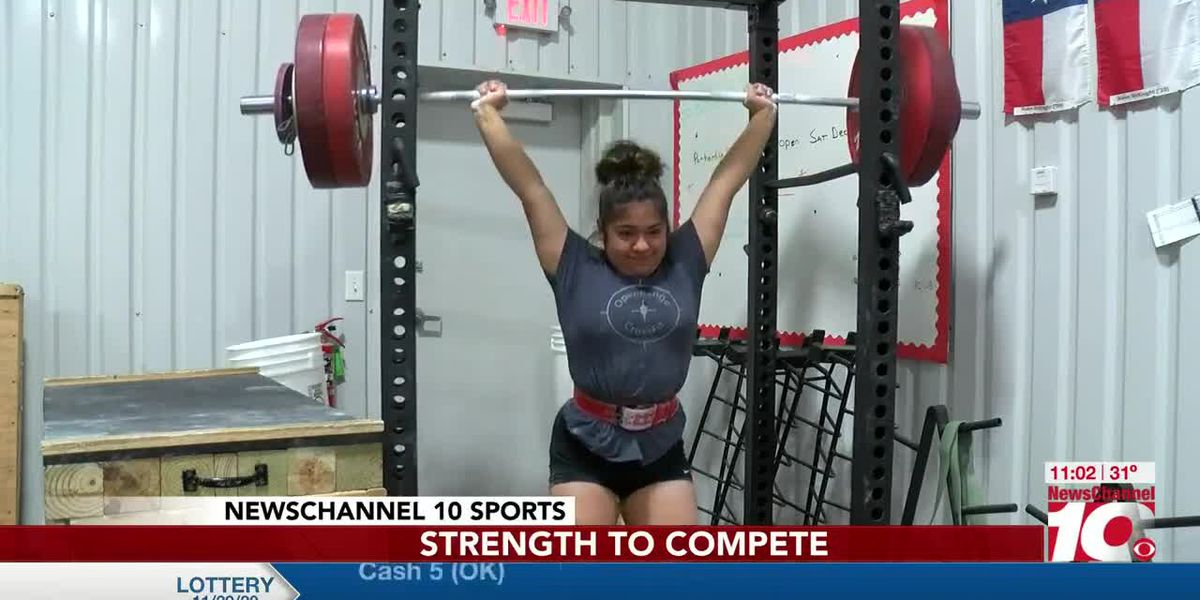 Local 16-year-old Olympic Weightlifter becomes National Champion