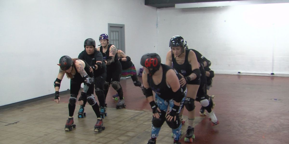 Bomb City Bombshells are empowering everyone through Roller Derby