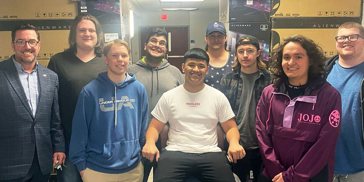 Amarillo College Esports team captures championship, finishes season undefeated