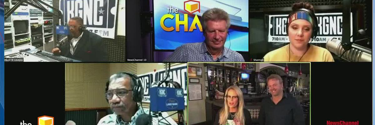 The Chat: Brant Fricker and Tonya Price