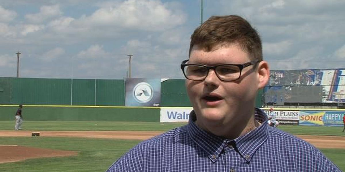 Amarillo Teen and Airhogs Team Up