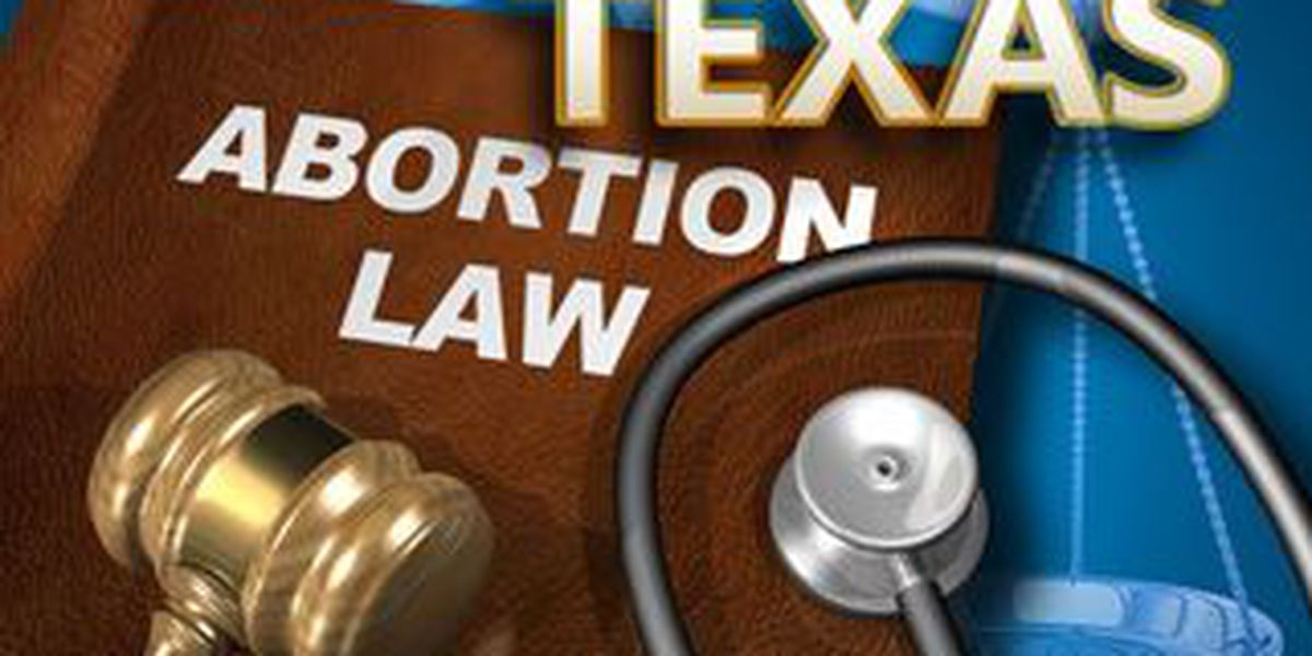 Federal appeals court reviews Texas abortion law