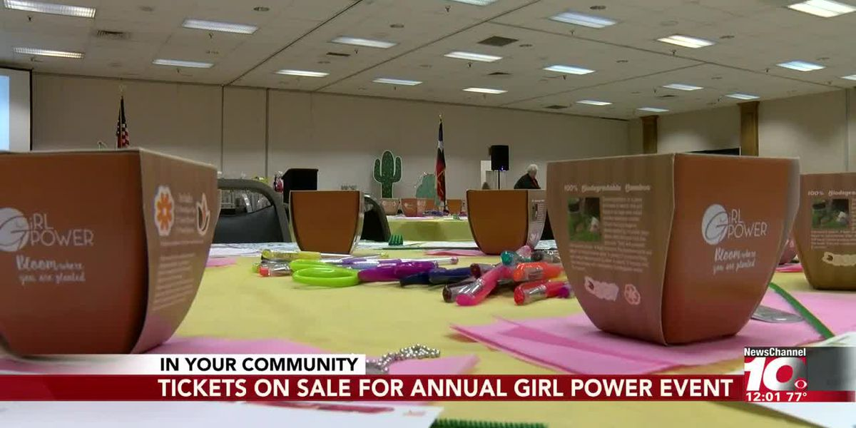 VIDEO: GiRL Power event set for next week
