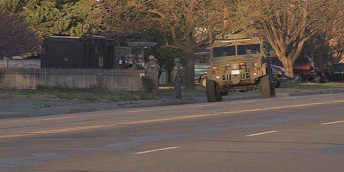 SWAT situation concludes, no suspect in custody