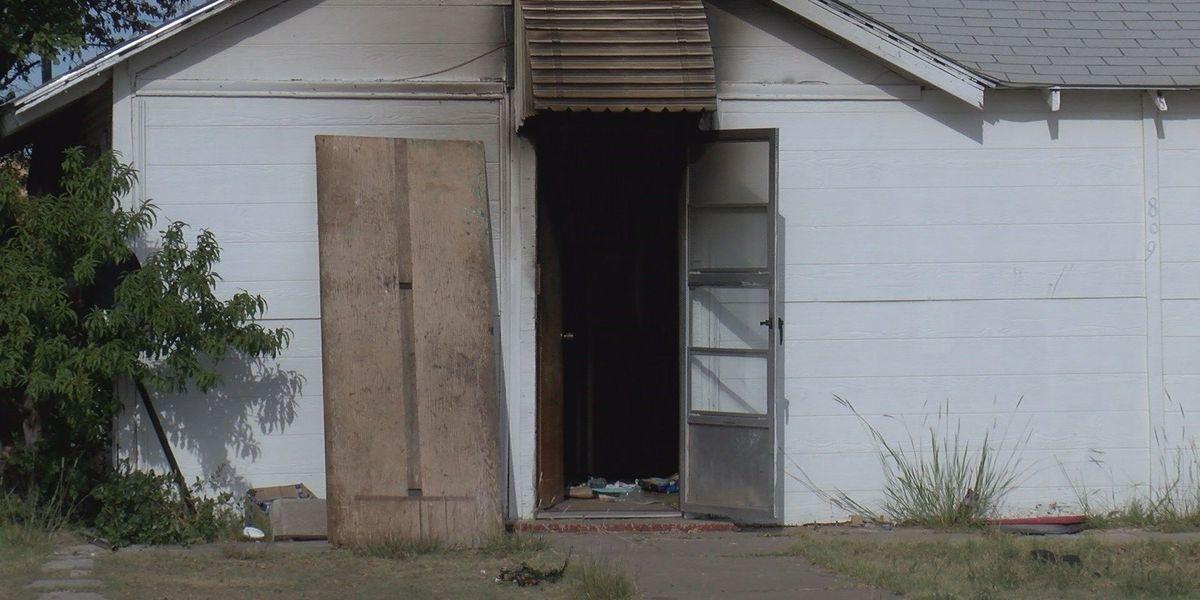 Community rallies around elderly Amarillo woman after house fire