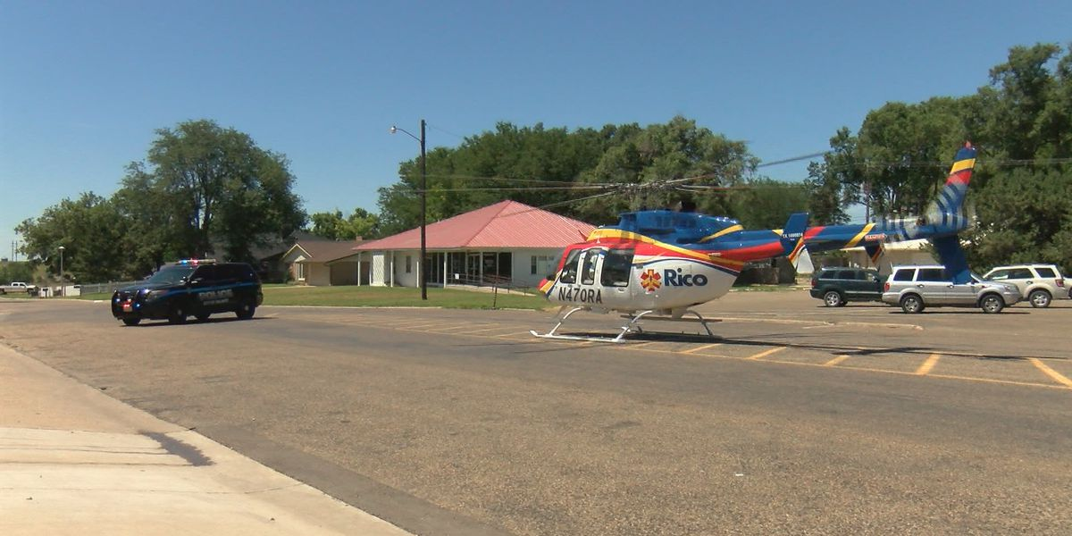 Rico Aviation provides emergency service for Dalhart community and surrounding areas