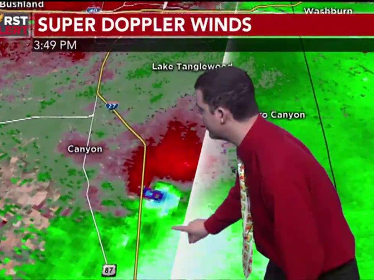 GOOD NEWS: Meteorologist Cameron Venable embarks on a new career journey