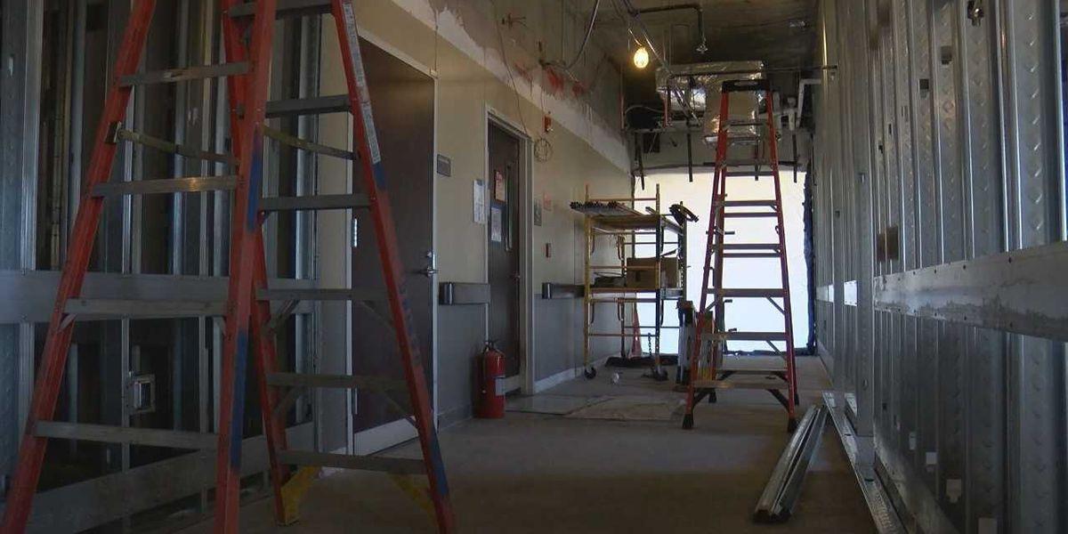 VA Medical Center undergoing renovations to improve healthcare quality