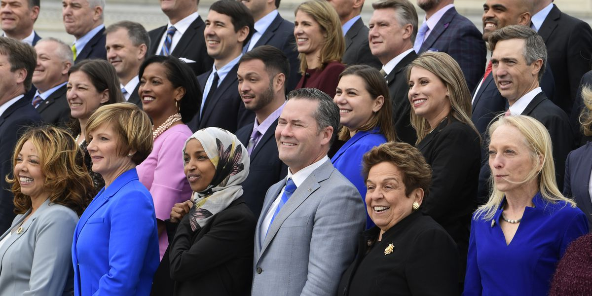 New faces in Congress
