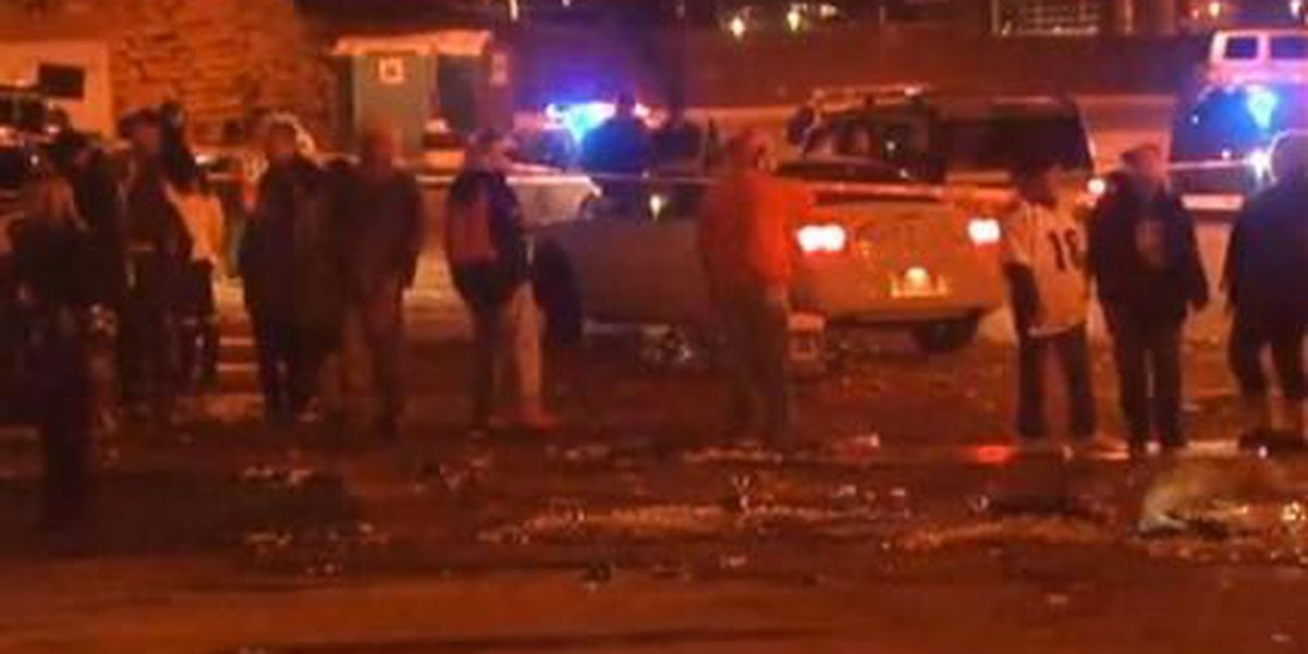 Multiple people stabbed after Denver football game