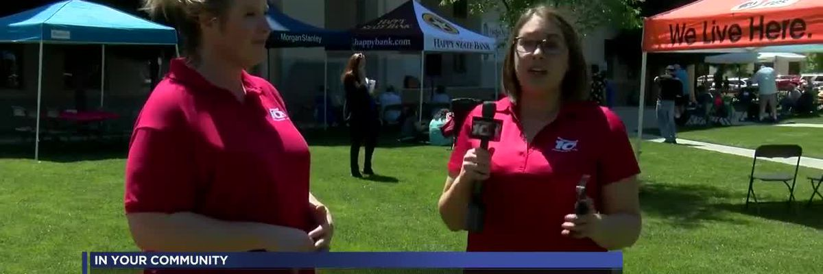 Sam and Ali LIVE from High Noon on the Square!