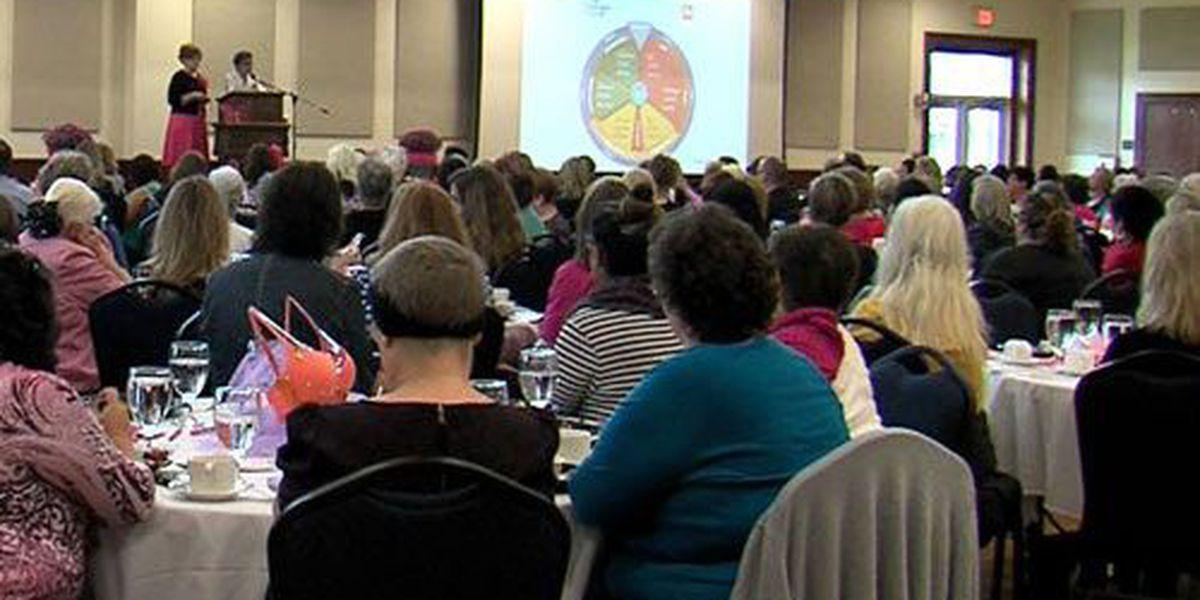 Amarillo Area Breast Health Coalition honors local breast cancer survivors