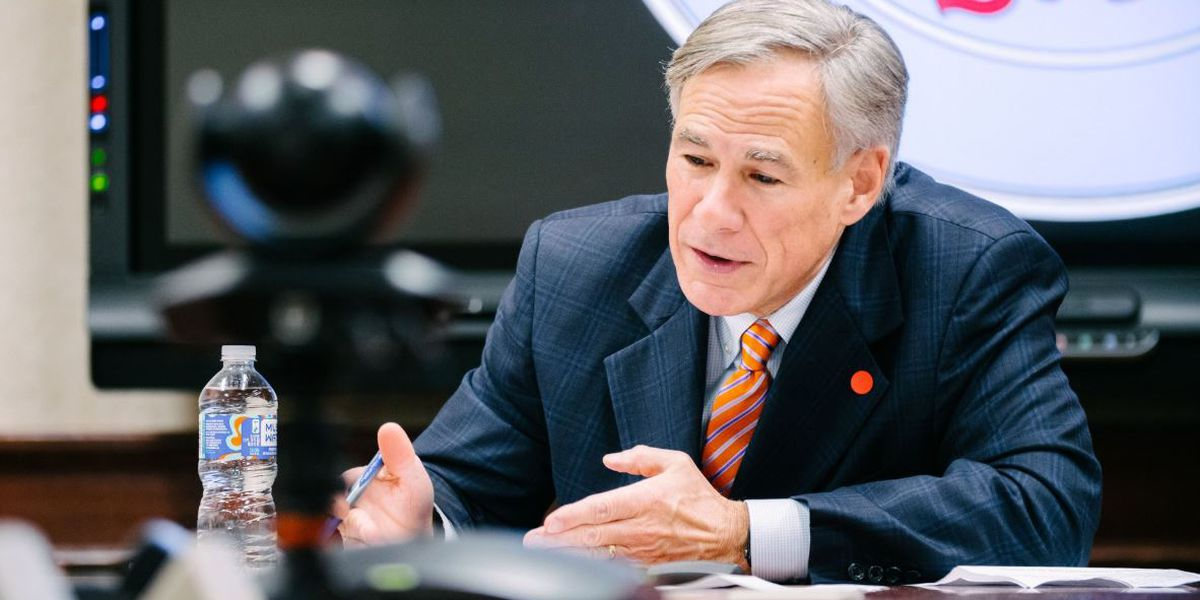 Gov. Abbott allows local governments to push back May elections