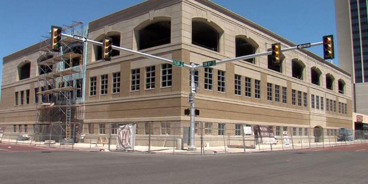 WTAMU downtown Amarillo campus prepares for phase 2