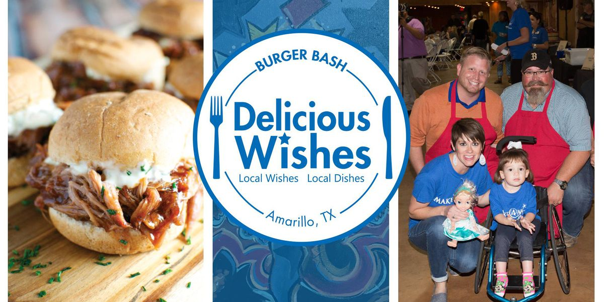 Delicious Wishes Burger Bash aims to make wishes come true
