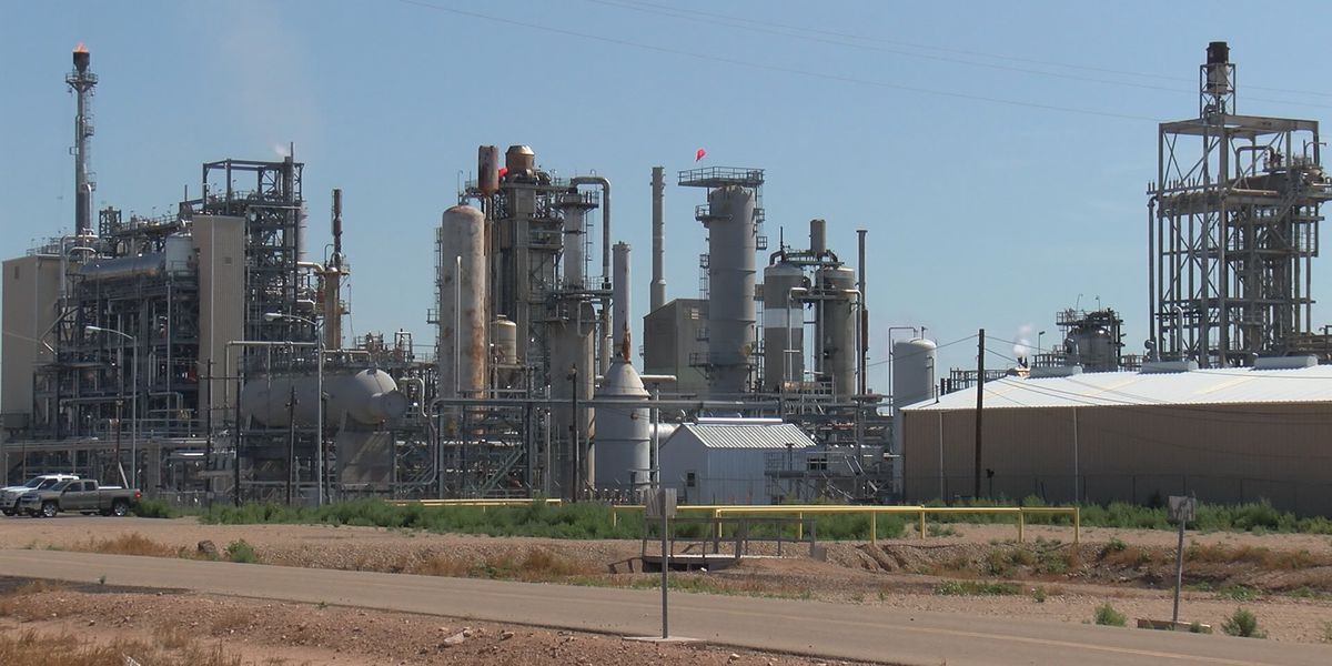 City of Borger economy thriving with small businesses and big industry