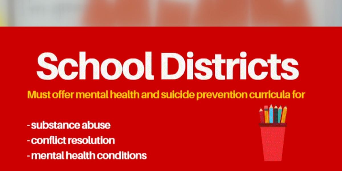 Improving mental health education in Texas schools