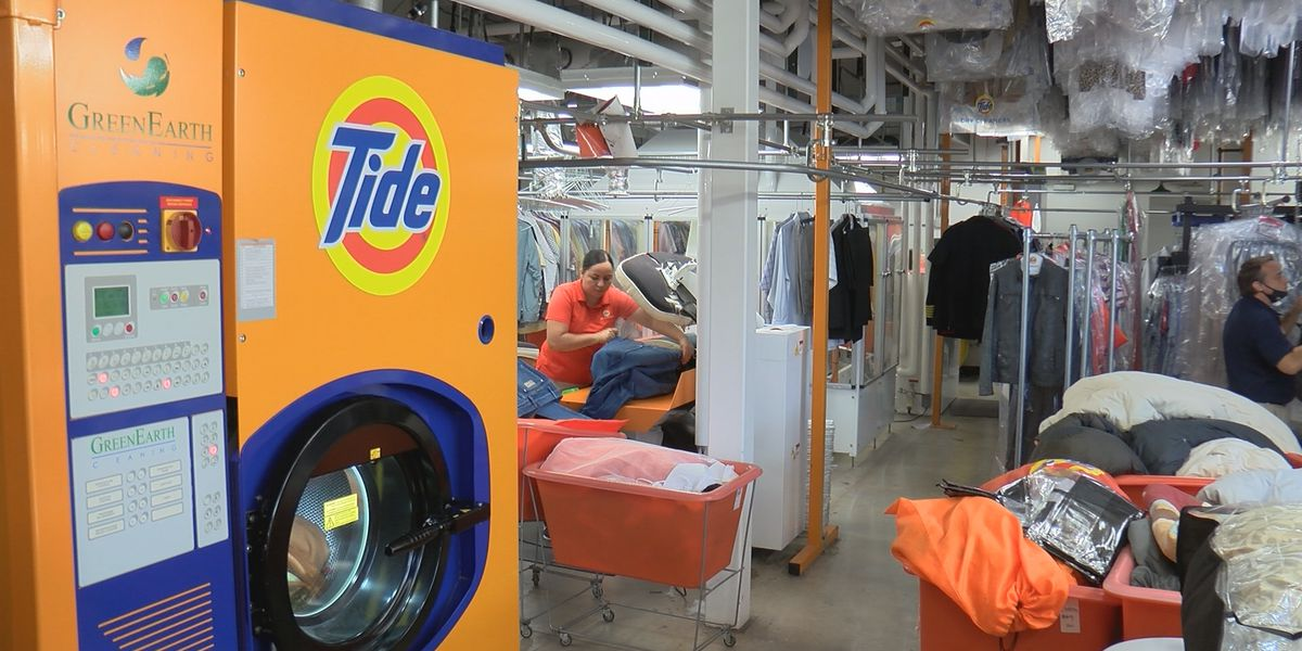 Amarillo dry cleaning businesses hurt due to pandemic