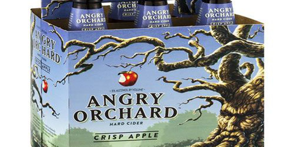 Angry Orchard recalls cider over bottle pressure issues