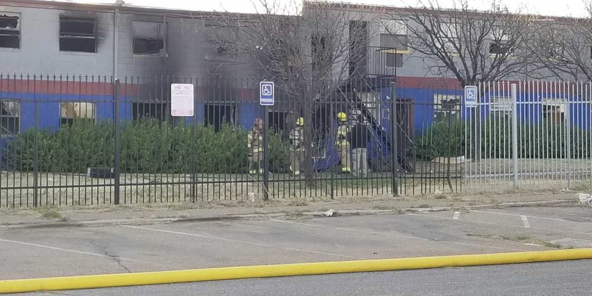 Cause of fire at abandoned apartment building ruled 'undetermined'