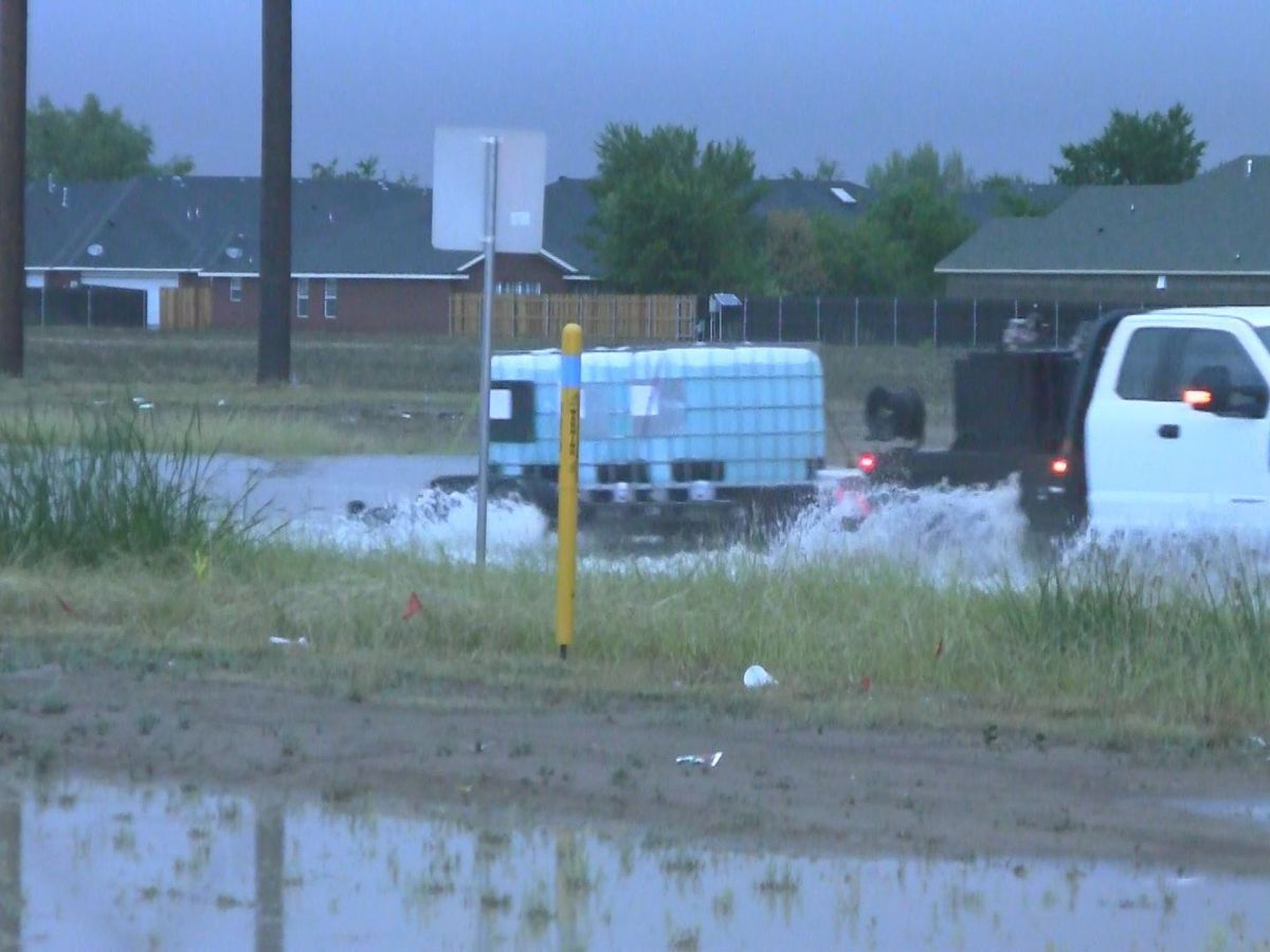 Recent storms in Amarillo are impacting transportation