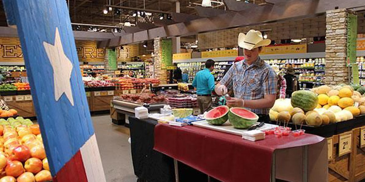 New project aims at making supermarket produce local