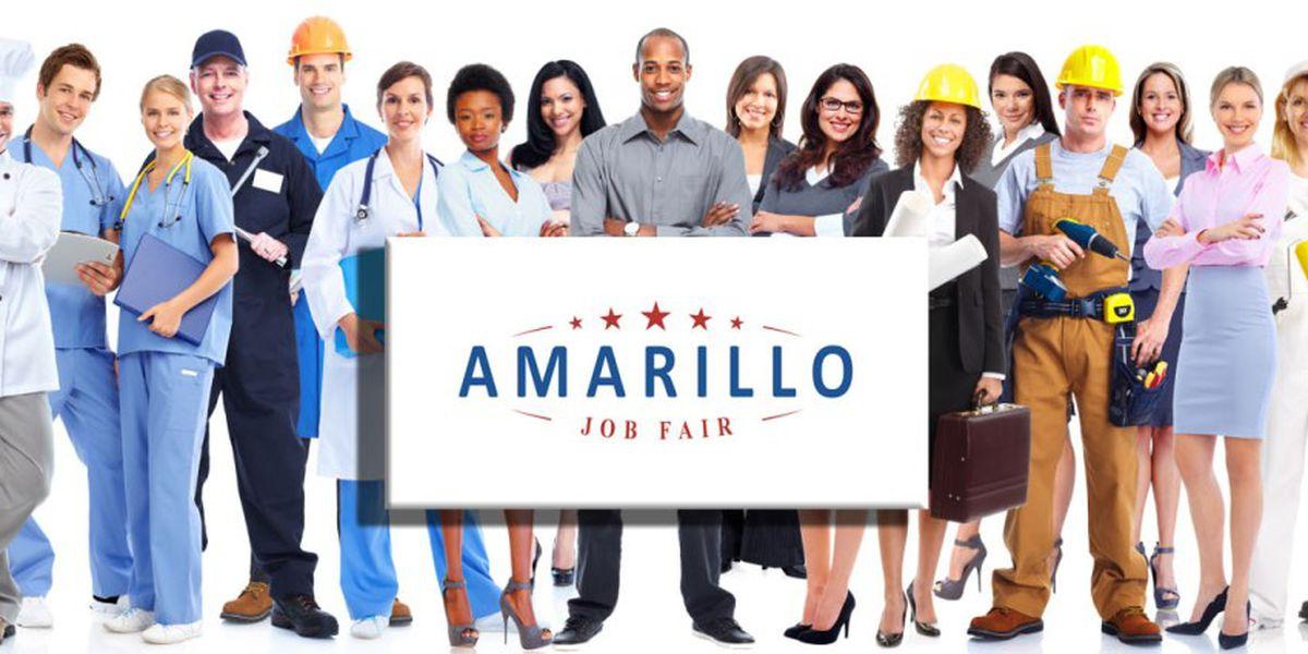 2018 Fall Amarillo Job Fair happening Tuesday