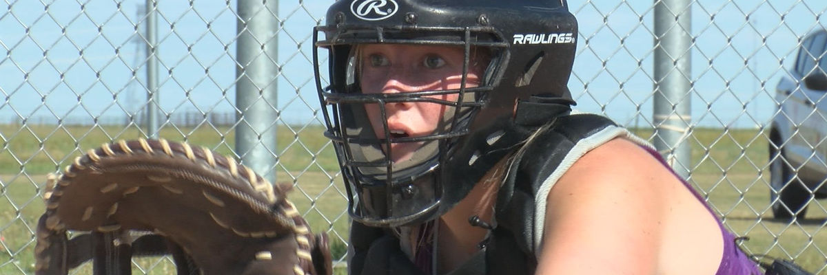 VIDEO: Claude Lady Mustangs' historic season continues to playoffs