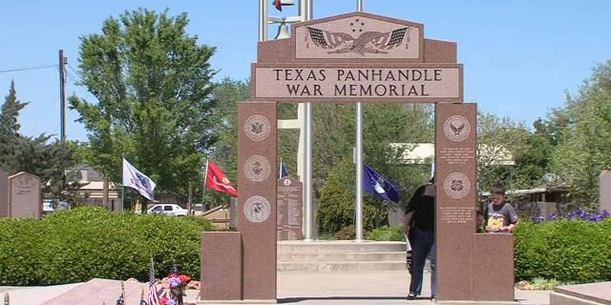 Texas Panhandle War Memorial hosting several events this month