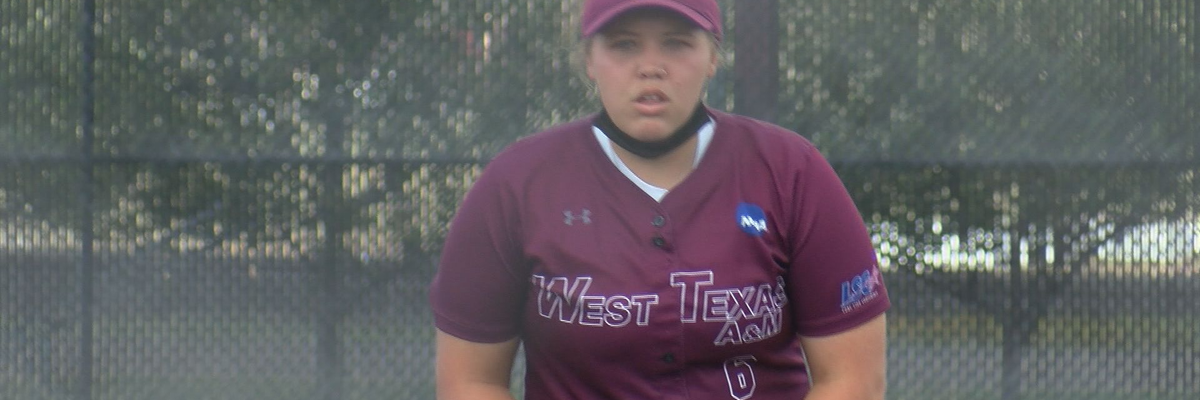 Lair and Wilson pitch Perfect games in WTAMU doubleheader against ENMU