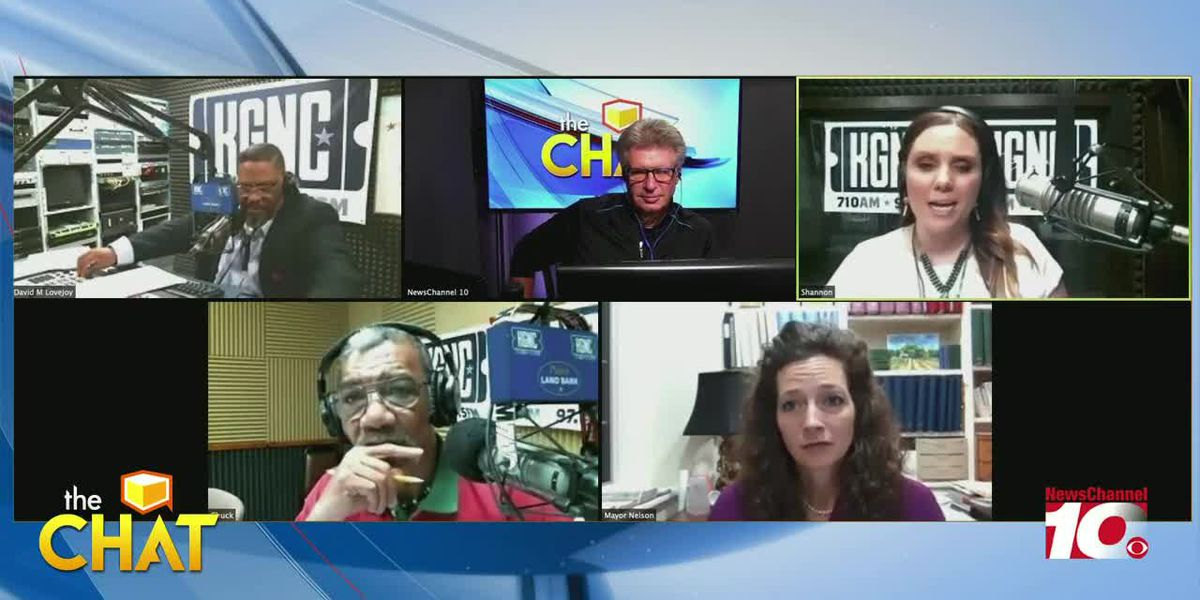 The Chat: Interview with Mayor Ginger Nelson