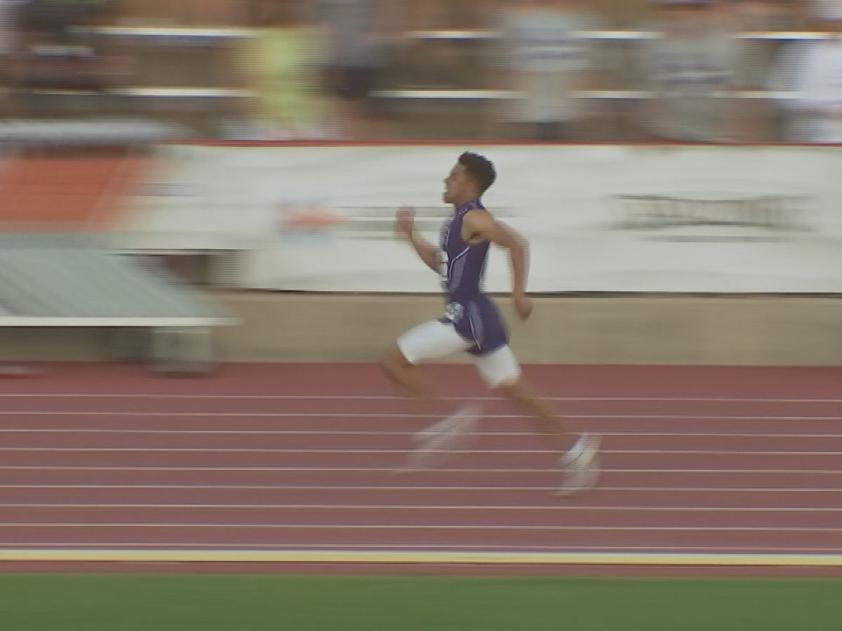 Six Texas Panhandle athletes win UIL State Track and Field titles in 3A and 4A