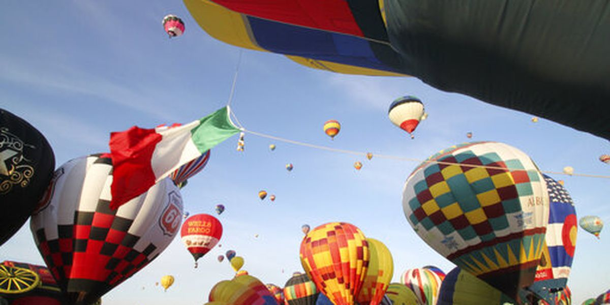Albuquerque International Balloon Fiesta cancelled for the year 2020
