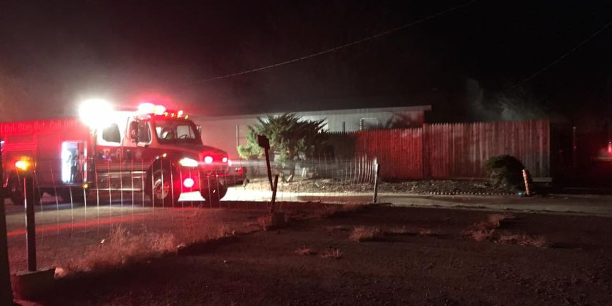 Amarillo Fire Department identifies woman who died in mobile home fire