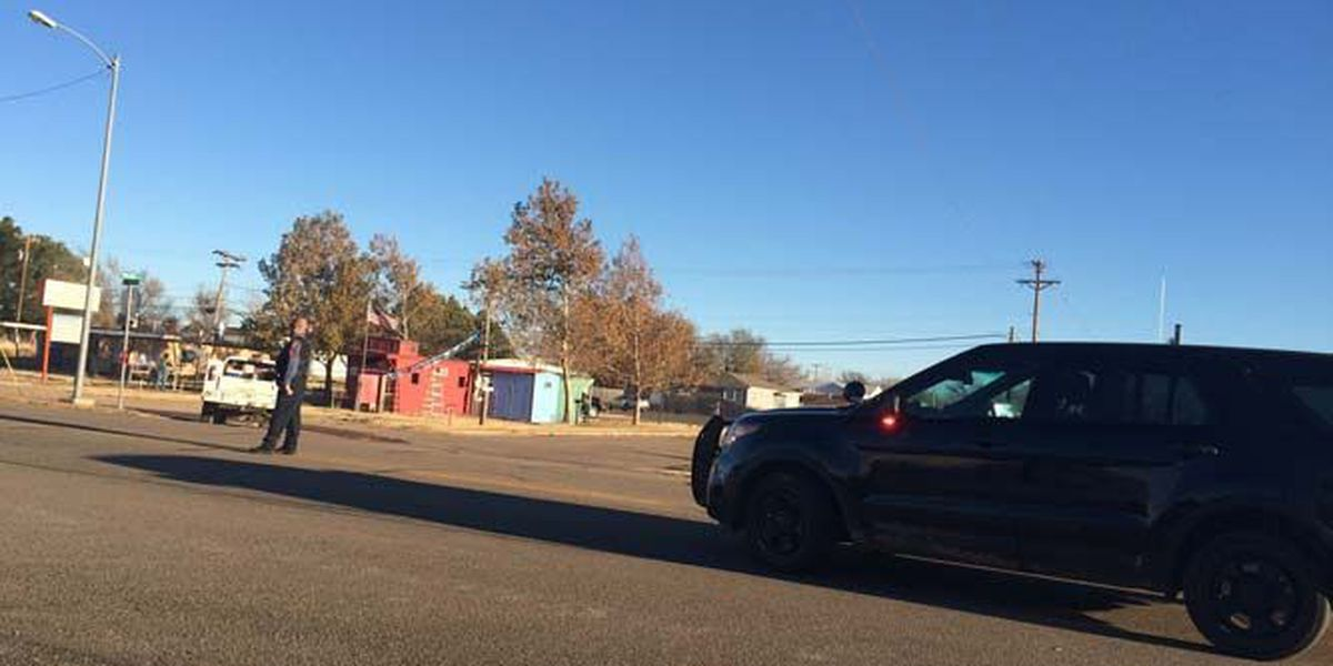 One person dead in highway crash near Fritch
