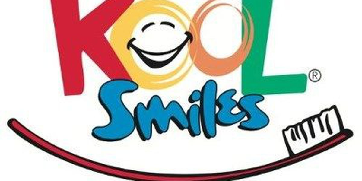 Free dental care available at Kool Smiles Sunday