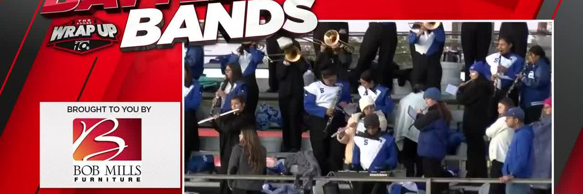 Video - The Wrap up Wk 8 - Battle of the Bands - KFDA