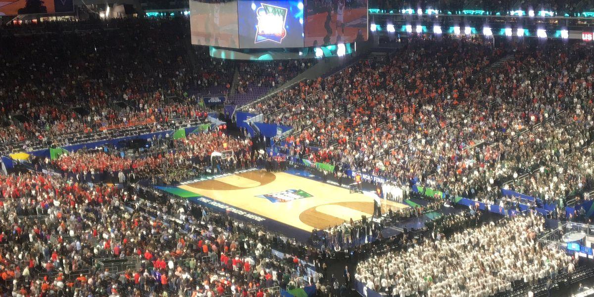 FINAL FOUR: Texas Tech facing Michigan State in Minneapolis