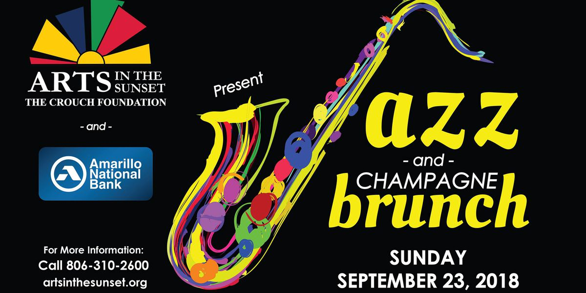 Crouch Foundation and Amarillo National Bank hosting Jazz and Champagne Brunch