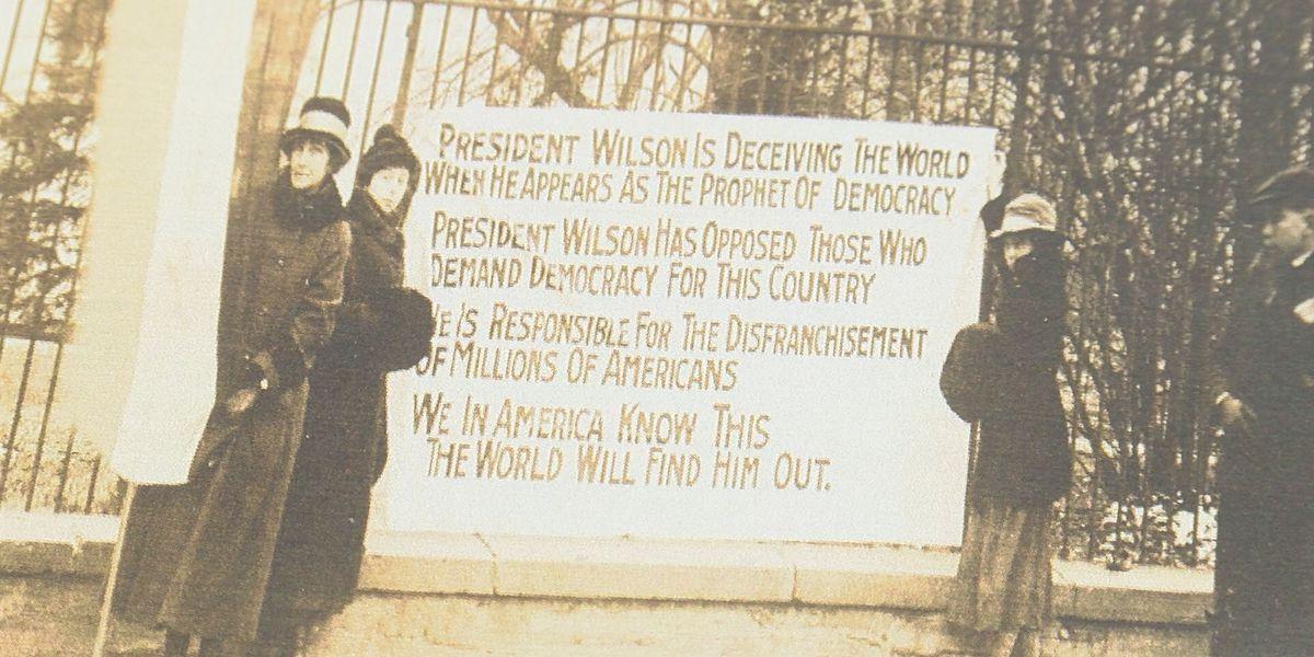 100th Anniversary of Women's Suffrage: Amarillo women registered 'more than men'