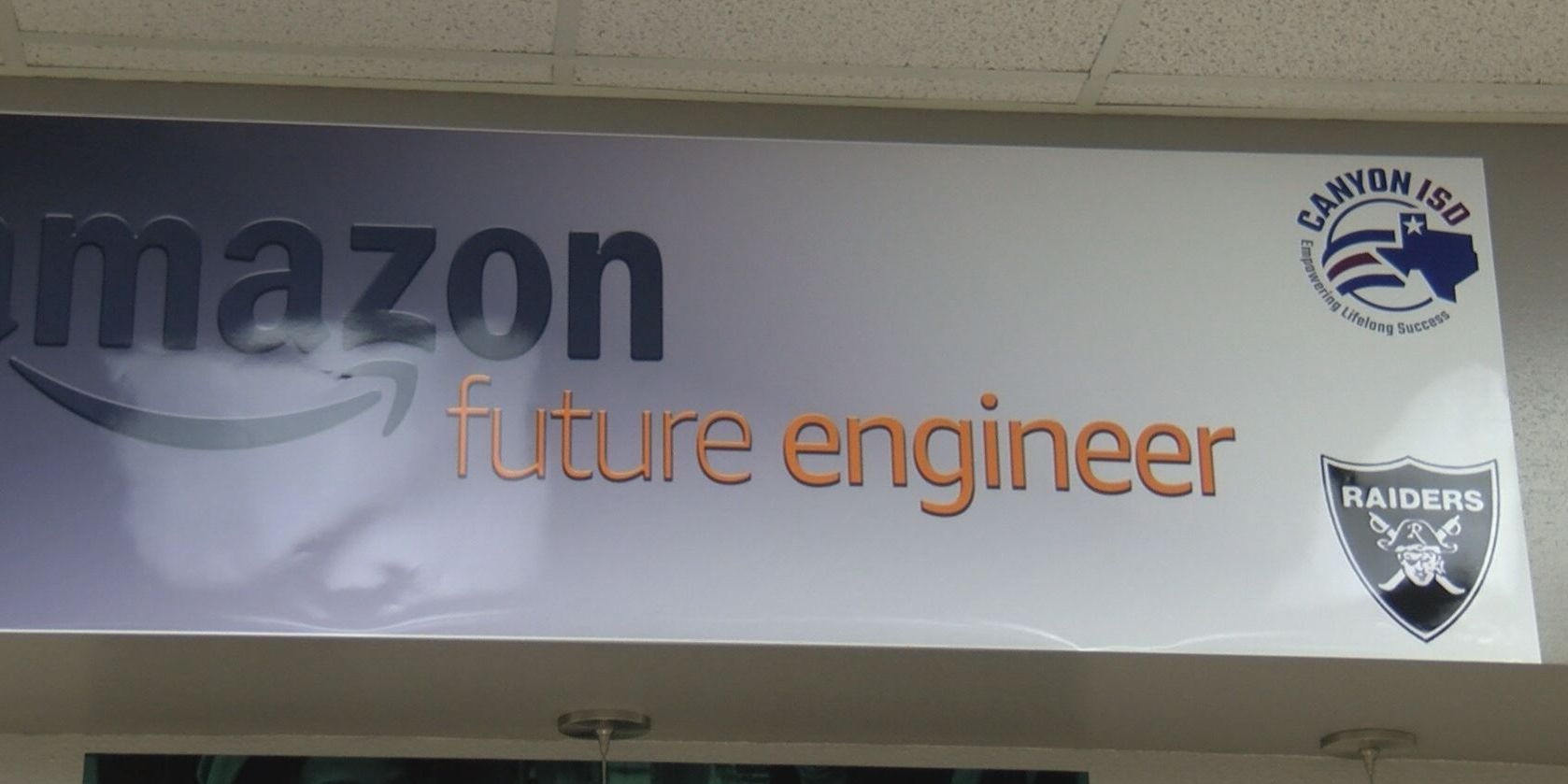 Amazon selects Randall High School to participate in new program