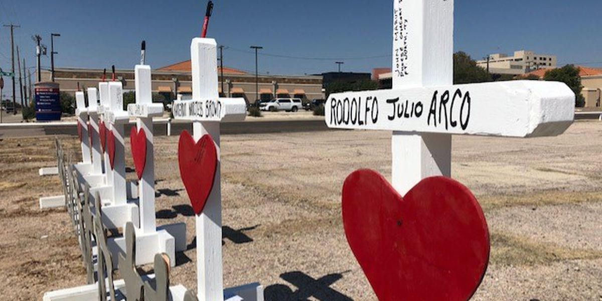 Funeral services begin today for 3 victims of Odessa mass shooting