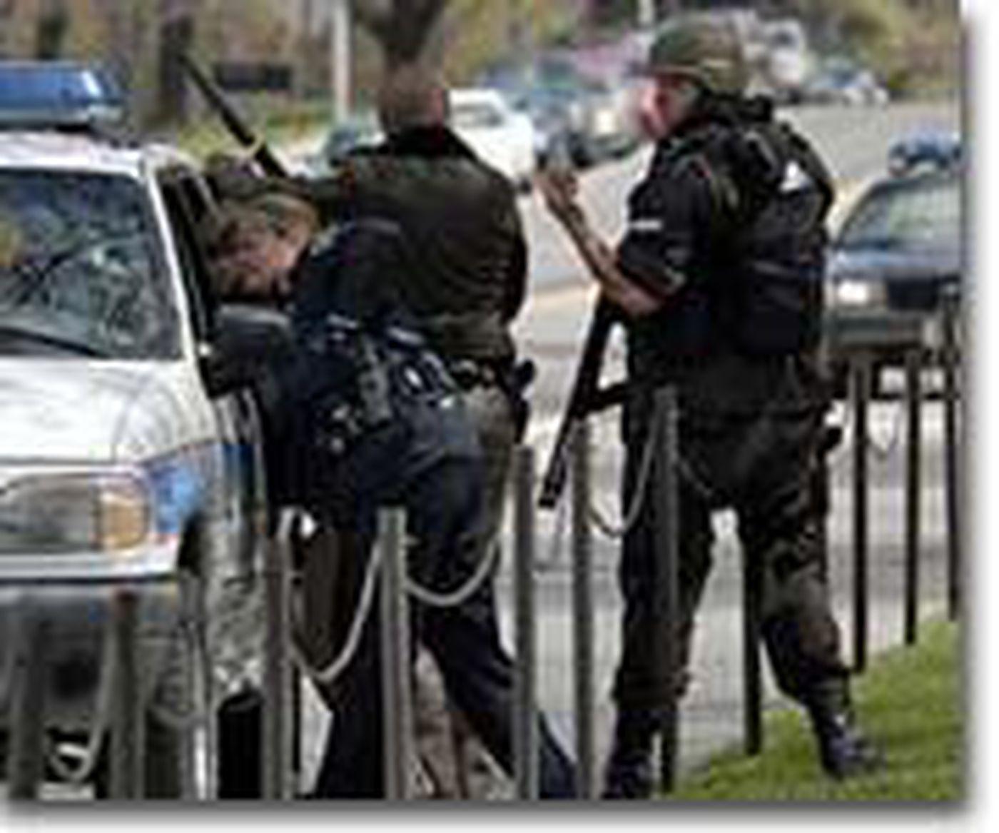 At Least 33 Killed In Virginia Tech Massacre