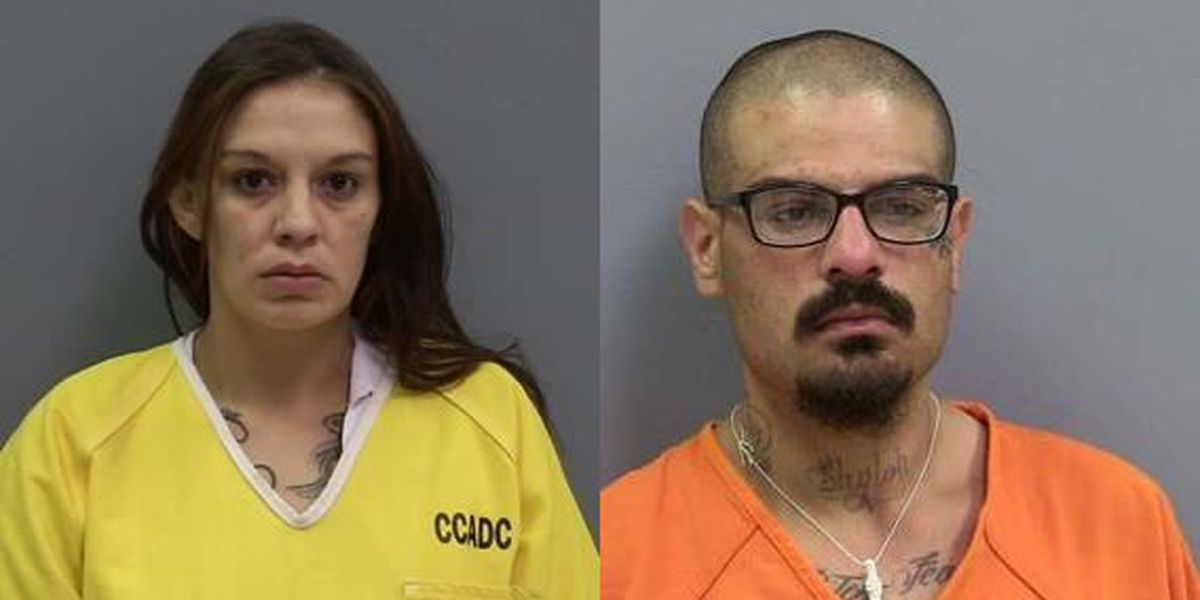 Authorities searching for 2 Curry County fugitives