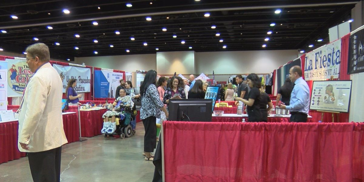 Small businesses making big connections: Amarillo business tradeshow emphasizes buying locally